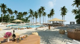 Iguana Beach Club Phuket Desktop Wallpaper For PC