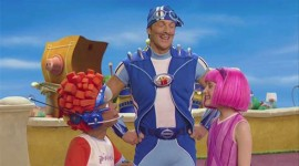 Lazytown Aircraft Picture