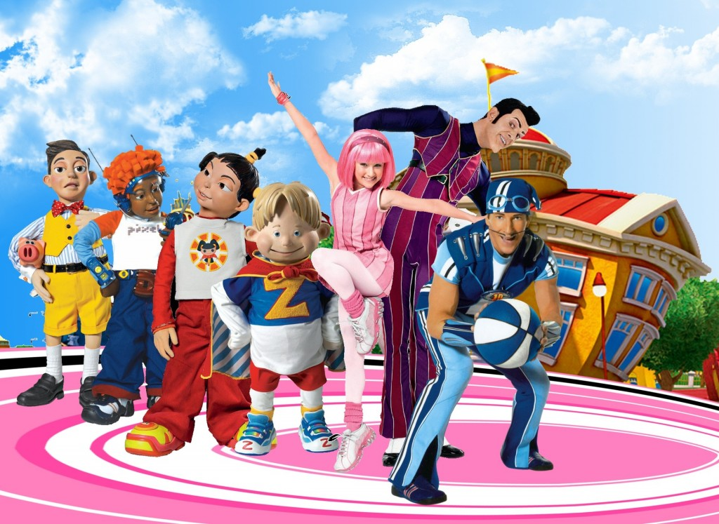 Lazytown wallpapers HD