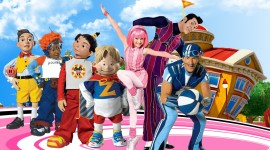 Lazytown Best Wallpaper