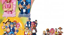 Lazytown Image Download