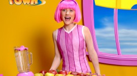 Lazytown Photo