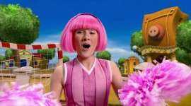 Lazytown Photo Free
