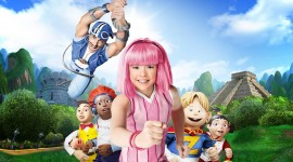 Lazytown Wallpaper