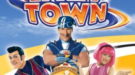 Lazytown Wallpaper For Mobile