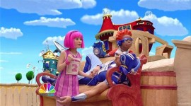 Lazytown Wallpaper Free