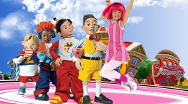 Lazytown Wallpaper Full HD