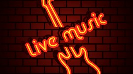 Live Music Wallpaper For IPhone