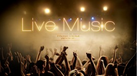 Live Music Wallpaper For PC