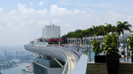 Marina Bay Wallpaper HD