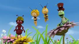 Maya The Bee Wallpaper For Desktop