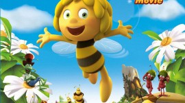 Maya The Bee Wallpaper For Mobile