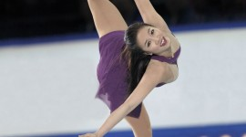 Michelle Kwan Wallpaper For IPhone Free#1