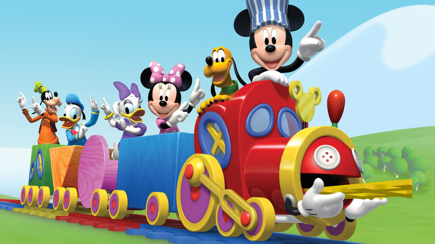 Mickey Mouse Clubhouse Wallpapers High Quality Download Free