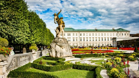Mirabell Gardens wallpapers high quality