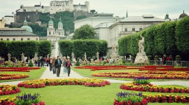 Mirabell Gardens Image