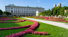 Mirabell Gardens Photo Download