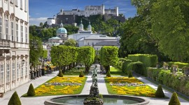 Mirabell Gardens Picture Download