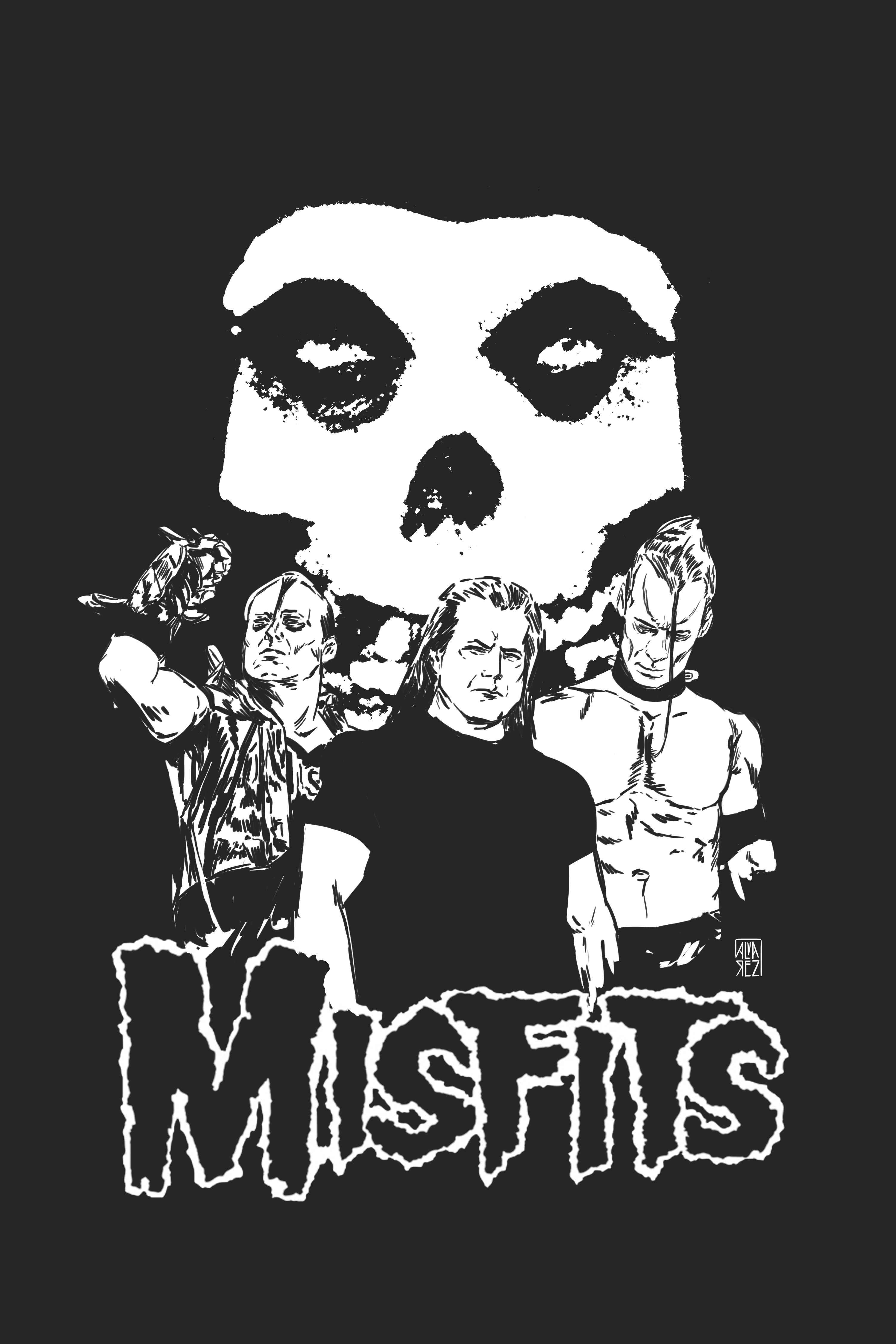 Misfits Wallpapers High Quality Download Free