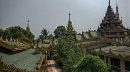 Myanmar Yangon Best Wallpaper