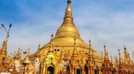 Myanmar Yangon Desktop Wallpaper