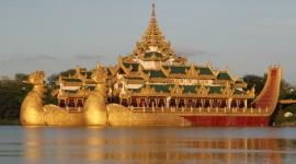 Myanmar Yangon Wallpaper