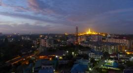 Myanmar Yangon Wallpaper Download