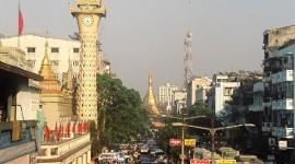 Myanmar Yangon Wallpaper For IPhone