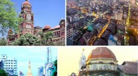 Myanmar Yangon Wallpaper For IPhone Free
