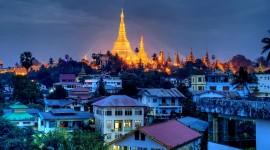 Myanmar Yangon Wallpaper Gallery