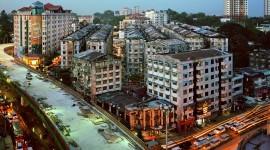 Myanmar Yangon Wallpaper HD