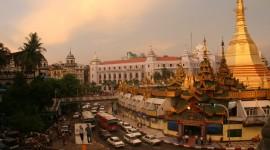 Myanmar Yangon Wallpaper High Definition