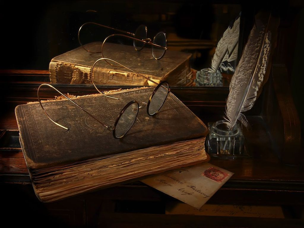 Old Books Wallpapers High Quality Download Free