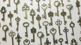 Old Keys Wallpaper For PC