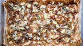 Onion Pie High Quality Wallpaper
