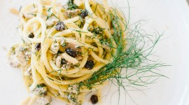 Pasta With Sardines Best Wallpaper