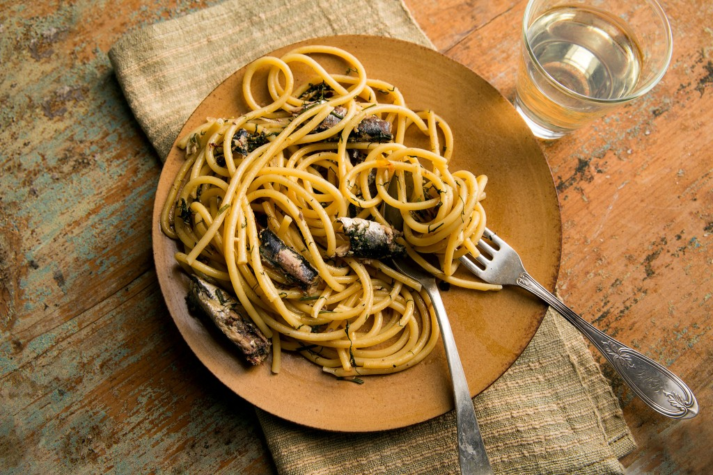 Pasta With Sardines wallpapers HD
