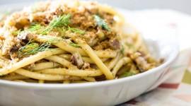 Pasta With Sardines Wallpaper 1080p
