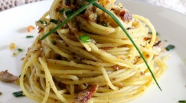 Pasta With Sardines Wallpaper For IPhone Free