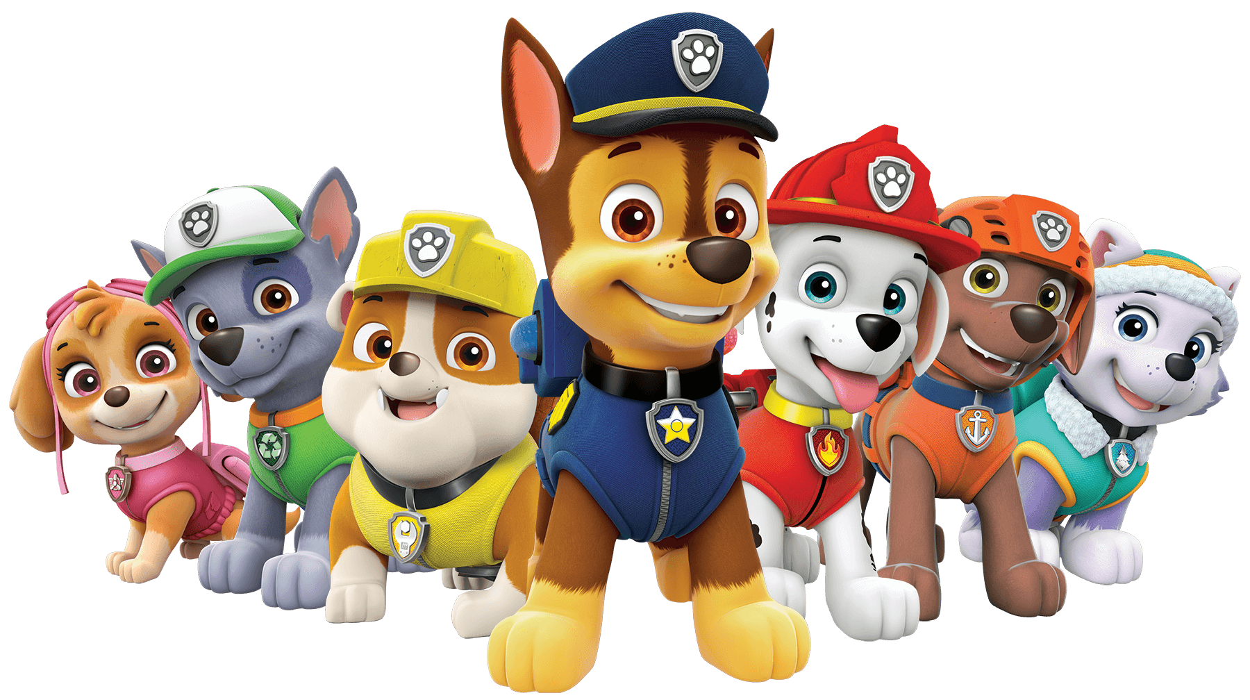 Paw Patrol Wallpapers High Quality | Download Free