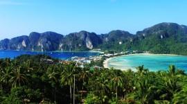 Phi Phi Island Desktop Wallpaper Free