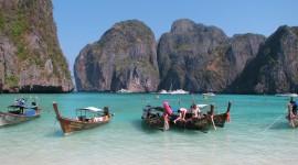 Phi Phi Island Desktop Wallpaper HD