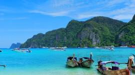 Phi Phi Island Desktop Wallpaper HQ