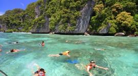 Phi Phi Island High Quality Wallpaper