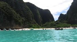 Phi Phi Island Wallpaper Background
