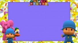 Pocoyo Desktop Wallpaper For PC