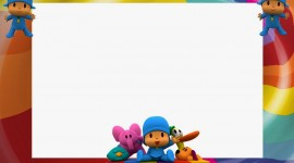 Pocoyo Desktop Wallpaper HD