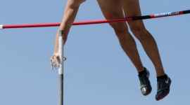 Pole Vault Wallpaper For Android