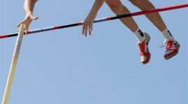 Pole Vault Wallpaper For IPhone#1
