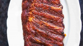 Pork Ribs Wallpaper For IPhone